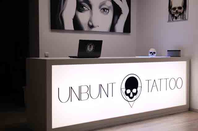 Tattoo studio in Bottrop