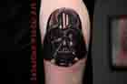 Darth Vader Tattoo tattoos Star Wars tattoo joda skywalker boba fett r2d2 3cpo t fighter x wing obi wan han solo BB8 darth maul
